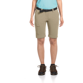 Maier Sports Inara Slim - Pantalon long Femme - Regular beige